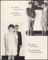 1970 Mountain Home High School Yearbook Page 134 & 135