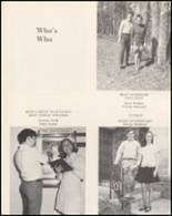 1970 Mountain Home High School Yearbook Page 142 & 143