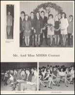 1970 Mountain Home High School Yearbook Page 166 & 167