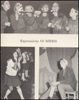 1970 Mountain Home High School Yearbook Page 172 & 173