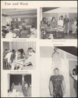 1970 Mountain Home High School Yearbook Page 182 & 183