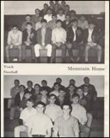 1970 Mountain Home High School Yearbook Page 214 & 215