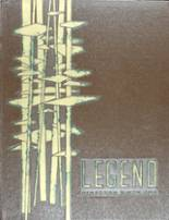 1961 Yearbook Cleveland High School