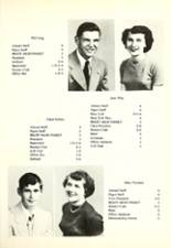 1952 Wheatland High School Yearbook Page 16 & 17