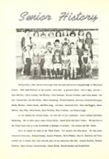 1952 Wheatland High School Yearbook Page 20 & 21