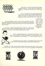 1952 Wheatland High School Yearbook Page 24 & 25
