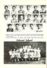 1952 Wheatland High School Yearbook Page 46 & 47