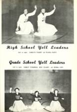1952 Wheatland High School Yearbook Page 54 & 55