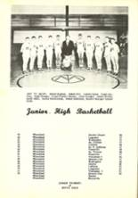 1952 Wheatland High School Yearbook Page 56 & 57