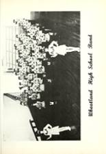 1952 Wheatland High School Yearbook Page 58 & 59