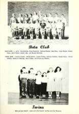 1952 Wheatland High School Yearbook Page 60 & 61