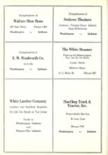 1952 Wheatland High School Yearbook Page 94 & 95