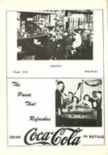 1952 Wheatland High School Yearbook Page 102 & 103