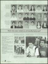 1999 Katella High School Yearbook Page 136 & 137