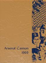 1969 Yearbook Arsenal Technical High School 716