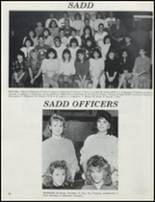 1988 Stillwater High School Yearbook Page 98 & 99