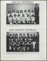 1988 Stillwater High School Yearbook Page 106 & 107