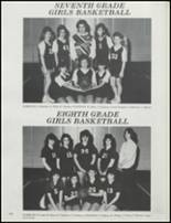 1988 Stillwater High School Yearbook Page 118 & 119