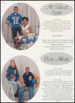 1998 Reagan County High School Yearbook Page 22 & 23