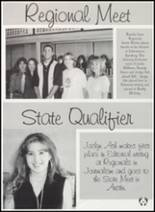 1998 Reagan County High School Yearbook Page 60 & 61