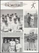 1998 Reagan County High School Yearbook Page 84 & 85