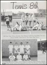 1998 Reagan County High School Yearbook Page 110 & 111