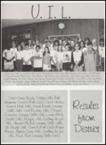 1998 Reagan County High School Yearbook Page 124 & 125