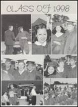 1998 Reagan County High School Yearbook Page 158 & 159