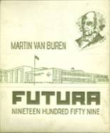 1959 Yearbook Martin Van Buren High School