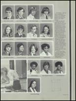 1976 Chesterfield High School Yearbook Page 126 & 127