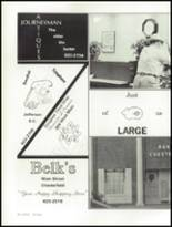 1976 Chesterfield High School Yearbook Page 162 & 163