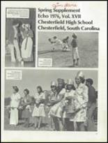1976 Chesterfield High School Yearbook Page 180 & 181