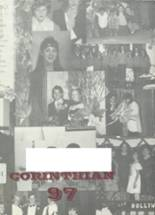 1997 Yearbook Corinth Central High School
