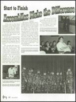 1996 Franklin County High School Yearbook Page 38 & 39
