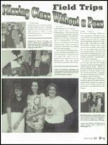 1996 Franklin County High School Yearbook Page 48 & 49