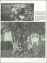 1996 Franklin County High School Yearbook Page 54 & 55