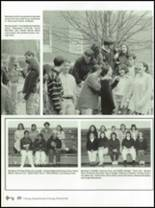 1996 Franklin County High School Yearbook Page 86 & 87