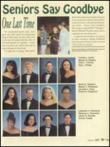 1996 Franklin County High School Yearbook Page 110 & 111