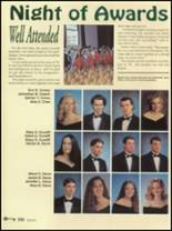 1996 Franklin County High School Yearbook Page 112 & 113