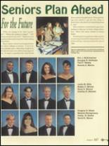 1996 Franklin County High School Yearbook Page 122 & 123