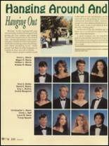 1996 Franklin County High School Yearbook Page 124 & 125
