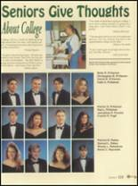 1996 Franklin County High School Yearbook Page 126 & 127