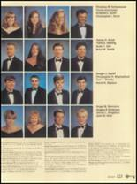 1996 Franklin County High School Yearbook Page 128 & 129