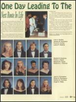 1996 Franklin County High School Yearbook Page 130 & 131