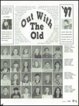 1996 Franklin County High School Yearbook Page 150 & 151