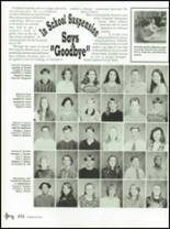 1996 Franklin County High School Yearbook Page 160 & 161