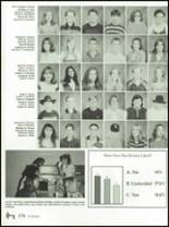 1996 Franklin County High School Yearbook Page 182 & 183