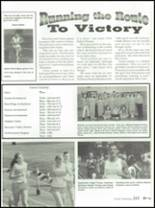 1996 Franklin County High School Yearbook Page 218 & 219