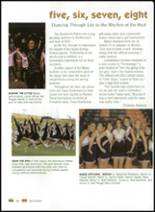 2008 Burkburnett High School Yearbook Page 38 & 39