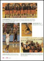 2008 Burkburnett High School Yearbook Page 98 & 99